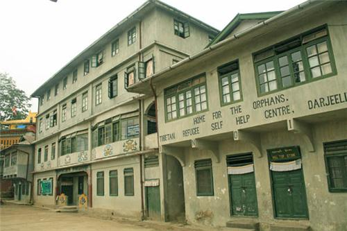 Orphanage at Tibetan Refugee Self Help Center