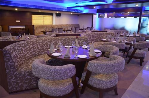 Pacific Blue Restaurant in Dehradun