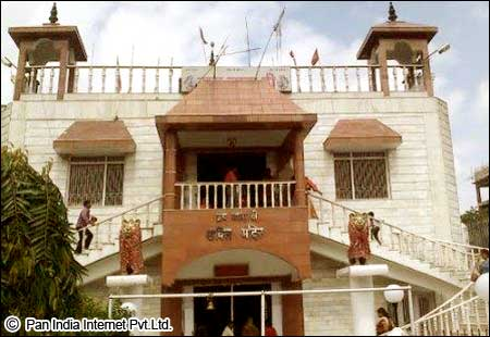 Shakti Mandir,Dhanbad