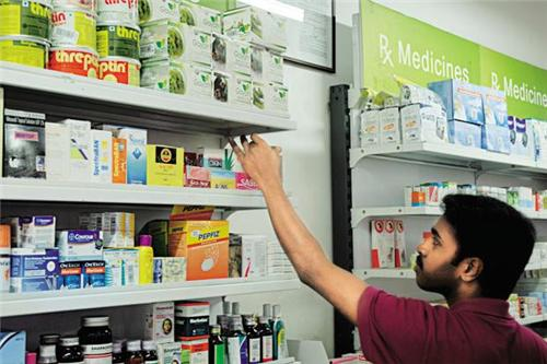 Chemist shops in Dhanbad