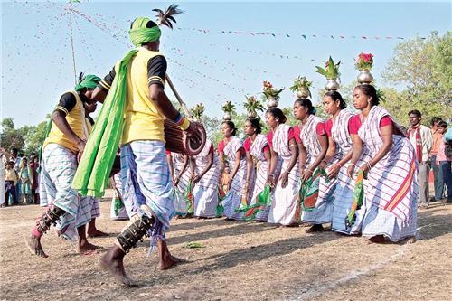 Folk dances of Dhanbad