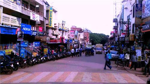 Shopping in Dharwad