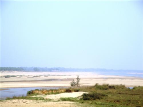 Ajay River in Durgapur