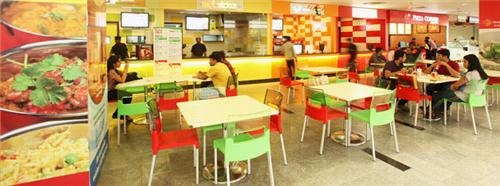 Food in Junction Mall