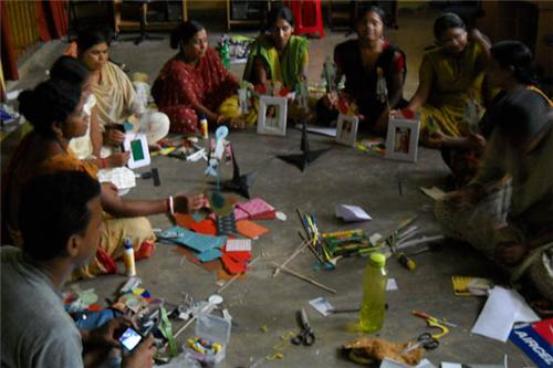 NGOs work for women empowerment