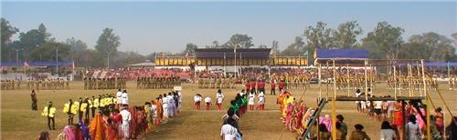 Sports in Durgapur