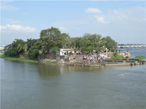 Rivers of Erode