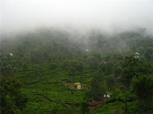 Hill stations near Erode