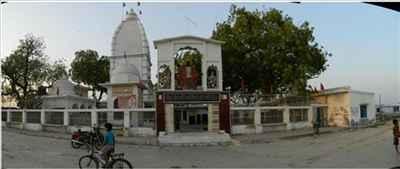 Kalikan mandir in Fatehpur