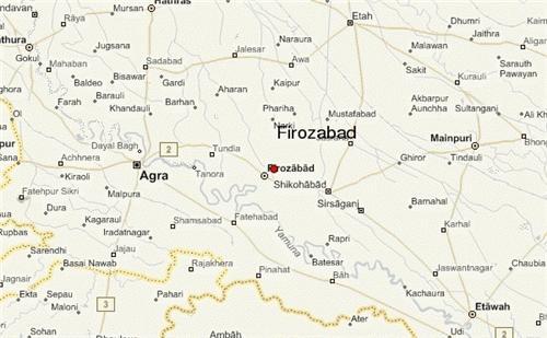 Climate of Firozabad