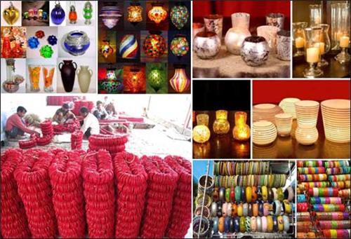 Bangle industry in Firozabad