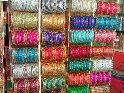Bangle Market in Firozabad