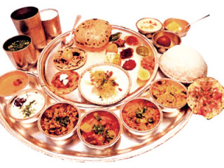 Food of Gandhinagar
