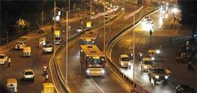 Transport in Gandhinagar