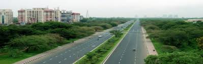 Roadways in Gandhinagar