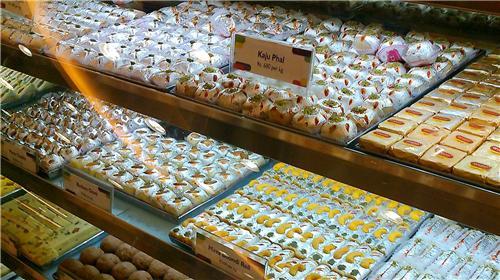 Sweet Shops in Gaya