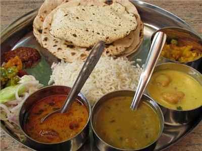 Food in Gaya
