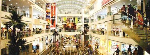 Shopping Malls in Indirapuram