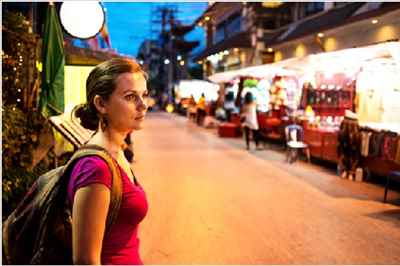 Solo women travellers in Goa