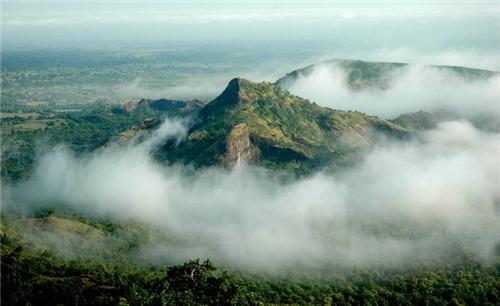 Godhra-Pavgadh-Hill
