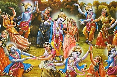 Godhra-Raslila-Dance