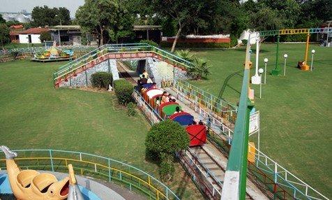 Amusement Park in Gurugram