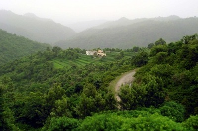 Hill Station in Haryana