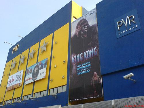 Theaters in Gurugram
