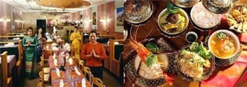 Thai Restaurant in Gurugram