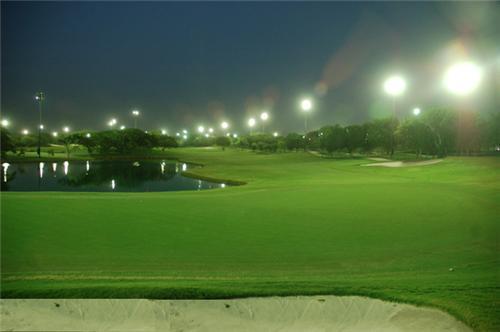 Night Golf in DLF Gurugram