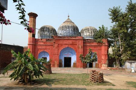 Mosque in Gurugram