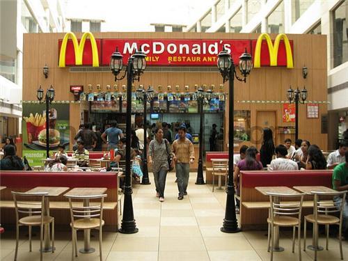 Mcdonalds in Gurugram