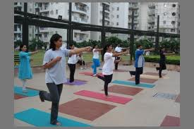 Yoga in Gurugram