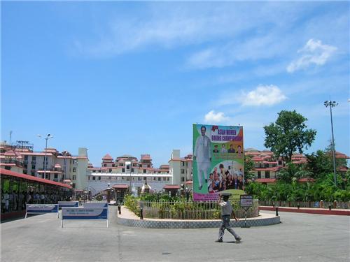 Assam Secretariat in Dispur