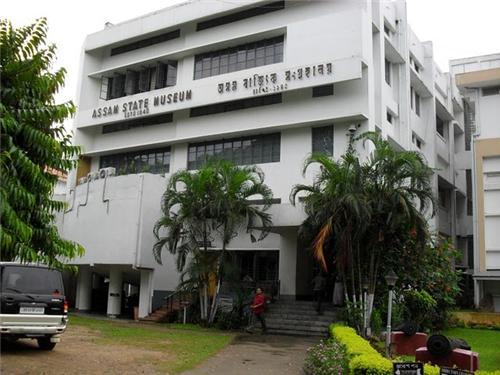 Assam State Museum in Guwahati