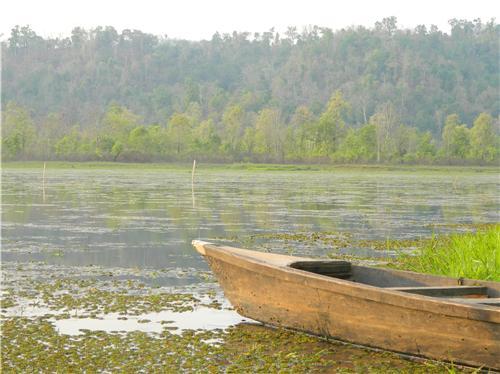 Chandubi lake guwahati