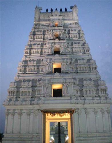 Balaji Temple in Guwahati