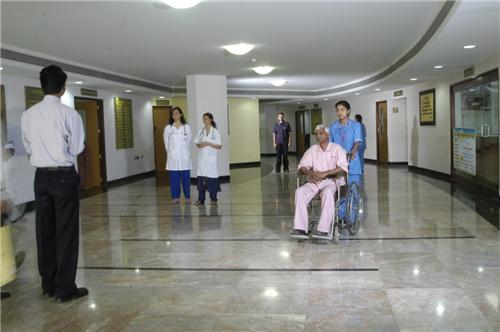 Healthcare facilities in Gwalior