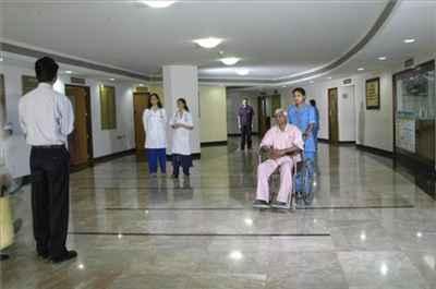 Healthcare facilities in Gwalior