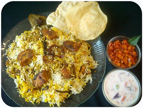 Foods of Gwalior