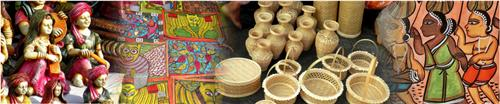 Handicraft and Art in Haldia
