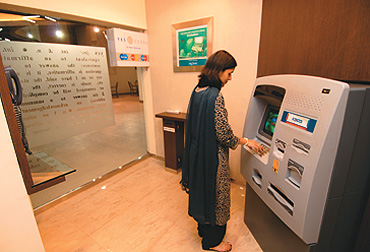 An ATM (Source: www.outlookindia.com)