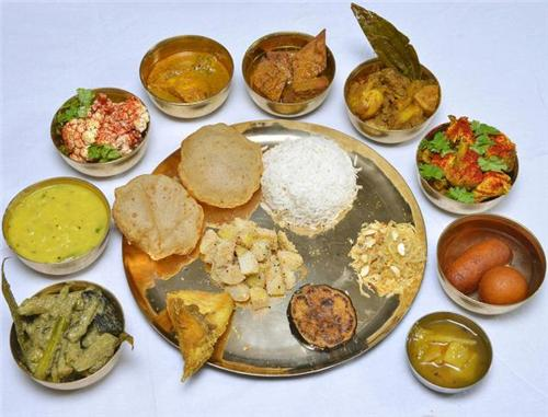 Bengali Thali (Source:thehindu.com)