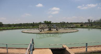 Water Treatment Plant, Geonkhali