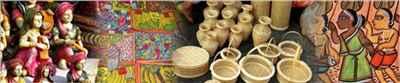 Handicraft and Art in Haldia