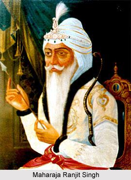 Maharaja Ranjit Singh of Punjab