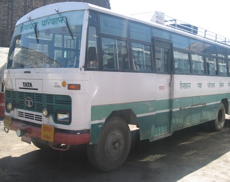 Buses from Hamirpur