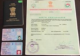 Identity Cards in Hazaribagh
