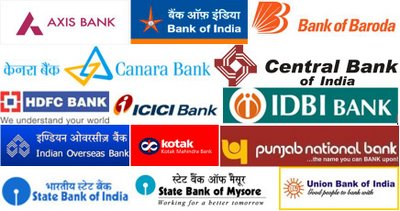 Bank branches in Hoshangabad