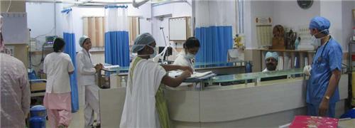 Narmada Apna Hospital Hoshangabad